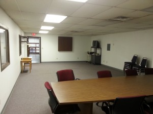 Before: Conference Room