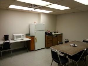 Before: Break Room