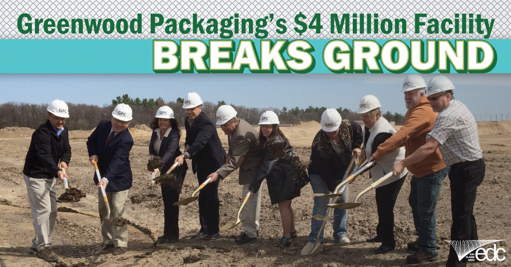 Breaking Ground in Fall Creek | Eau Claire Area EDC